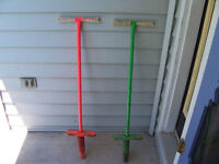 Vintage Pogo Sticks $45 EACH