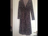 Maternity dress size 16