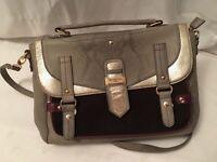 PAUL'S BOUTIQUE faux Leather/Suede handbag
