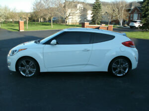 2012 Veloster:  Only 122Kms, Auto,Sun Roof,Auto,Drives Great!