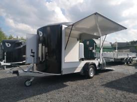 Box trailer debon roadster 300