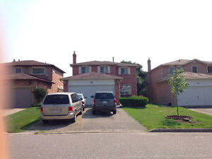 Ajax Basement Apartment for Rent /partly furnished