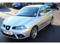 Seat Ibiza 1.4 Formula Sport**Full Service History**Very Low Mileage**New MOT**