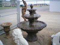 New Orleans- Fountains -sale River City Statuary-Millar ave