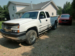 2006 Chevy Silverado 2500HD 4x4