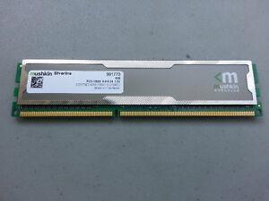 4GB of MUSHKIN DDR3