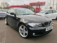 2010 BMW 118d M Sport 2.0TD *Heated Seats - Full History - Cheap Tax*