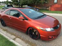 2009 Honda Civic Si Sport #LOTS OF EXTRAS#