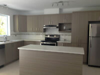 Grand 4 1/2 style condo -Dorion- 1er Juillet-Construction 2014