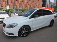 2013 Mercedes-Benz B Class 1.8 B180 CDI BlueEFFICIENCY Sport 7G-DCT (s/s)