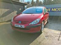 2003 Peugeot 307 1.6 16v LX 5dr