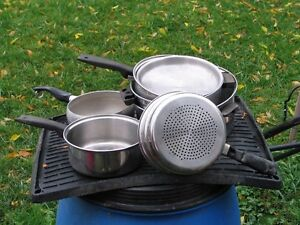 camping dishes/pots Kawartha Lakes Peterborough Area image 1