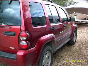 2007 Jeep Liberty SUV, Crossover