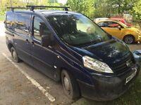 Fiat scudo 1.6 hdi 57 spares or repairs