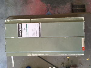 100 amp Federal Pacific breaker panel.