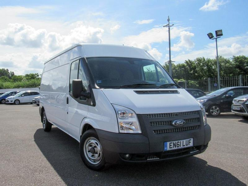 2012 FORD TRANSIT 2.2 TDCi Medium Roof Van 125ps 300 LWB L2H1