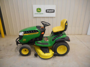 END OF SEASON BLOWOUT!!! 2011 John Deere D160