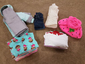 12-18 month baby girl fall/ winter clothing
