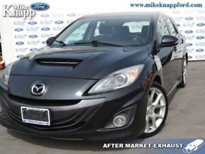 2012 Mazda Mazda3 MazdaSpeed3  Manual, Turbo, Hatchback