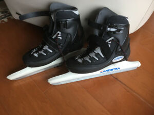 Long Blade Recreational Skates