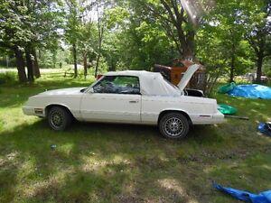 1982 Chrysler Lebaron Other