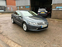 2012 62 Volkswagen CC 2.0TDI 140ps SALOON,ONLY 25000 MILES WARRANTED WITH FULL
