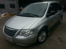 image for Chrysler Voyager 2.8CRD LX Plus AUTOMATIC START DRIVE SOLD SPARES REPAIRS