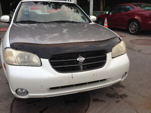 2001 Nissan Maxima Other