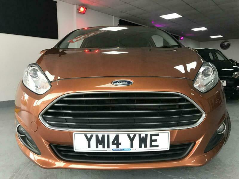 My Ford Credit >> Bad Credit Specialists Ford Fiesta 1 6 105ps Automatic 2014 5my Titanium In Hetton Le Hole Tyne And Wear Gumtree