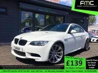 2012 BMW M3 4.0 V8 Coupe DTC EDC **Full BMW Service History - Carbon Roof**