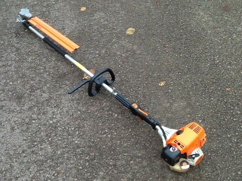 2012 STIHL HL95 LONG REACH HEDGE TRIMMER