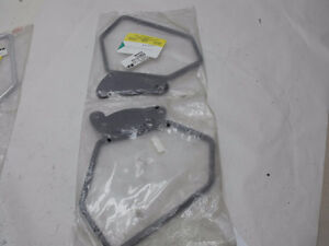 Custom World Kawasaki Drifter 1500 Saddlebag rails 02-312