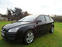 2007 57 FORD FOCUS 1.6 STYLE 5 DOOR AIR CON SERVICE HISTORY
