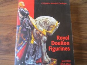 Royal Doulton Figurines book
