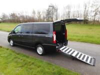 2014 Peugeot Expert Tepee 2.0 Hdi L2 LWB 6 SEATS Wheelchair Accessible Vehicle