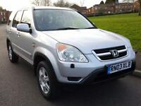 Honda CR-V 2.0 i-VTEC SE Executive TOP SPEC REVERSE CAMERA + LEATHER