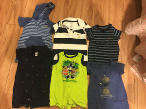 Large 6-12 month clothing lot
