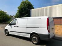 2011 11 Mercedes-Benz Vito 2.1CDI 113 EU5 - Extra Long - NO VAT