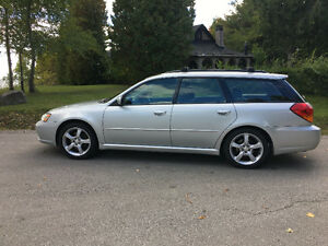2006 Subaru Legacy Wagon - Like New Condition
