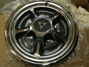1969 Dodge  Dart Mag Style Hubcaps