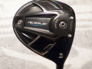 2018 RH CALLAWAY ROGUE SUB ZERO 9* HZRDUS 6.0 LOW SPIN DRIVER