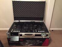 Pioneer xdj-rx rekordbox DJ controller