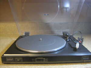 Record Player Samsung and New Pre-Amp