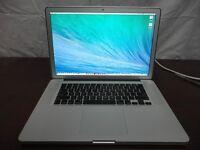 Macbook Pro 17-inch, 2.66Ghz Turbo Boost + 8GB [ 2011 ]