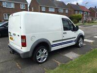 Ford transit connect st, petrol / lpg from factory