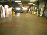 Warehouse Space for Lease!