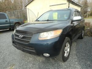 2007 Hyundai Santa Fe tax included SUV, Crossover