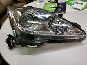 2011-2013 LEXUS IS 250/350 HALOGEN HEAD LIGHTS ASSEMBLY