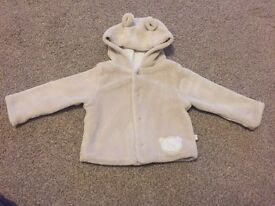 Unisex Baby Jacket - Mothercare (0-3 Months)