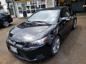 2011 Scion tC - loaded with alloys, pan roof, FUN CAR!